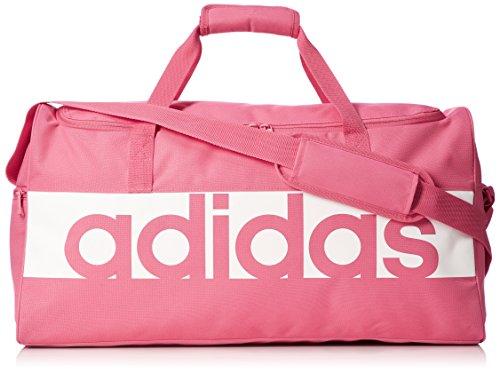 Adidas DM7648 Mochila, Unisex Adulto, Rosa/Blanco, M