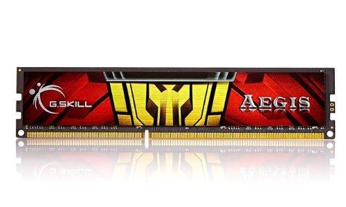 G.Skill Aegis - Memoria RAM de 4 GB (PC 1333 CL9S)