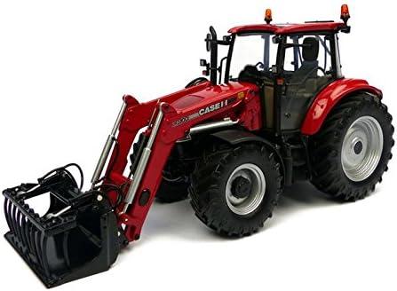 CASE IH Tracteur Case Farmall U 115 (1/32) avec Fourche Avant UH4273 (1/32) 115 0b8ce0