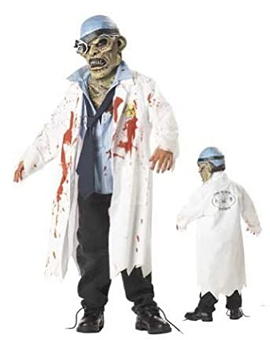 Lab Tech Zombie Child Costume by california costume collections