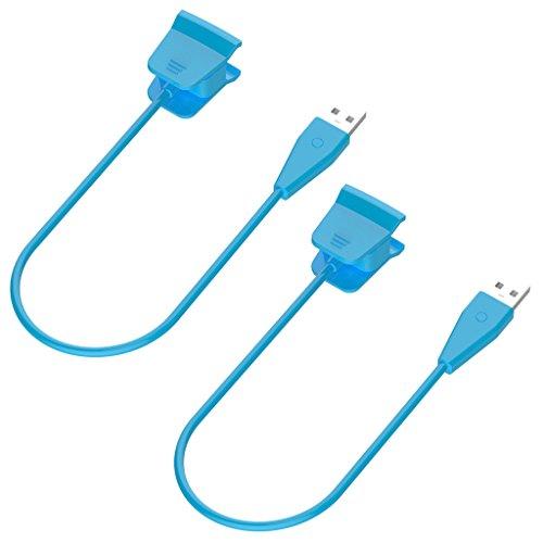 Chargeur USB Câble Pour Fitbit Alta HR Activité sans Fil Wristband[sans  bouton RESET], Aohro [2 pièces] Remplacement de chargement [1 8ft/55cm ]