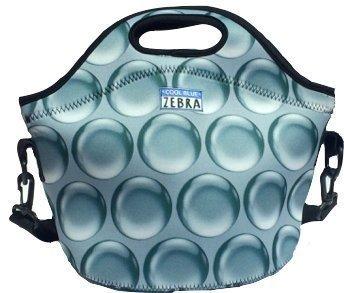 sac-isotherm-cool-blue-zebra-neoprene-avec-bandouliere-lunch-box-chiller-bag-garde-la-nourriture-fra