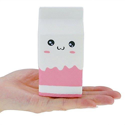 asse Milch Flasche Soft Weich Spielzeug Verringerung der Angst Spielzeug ()