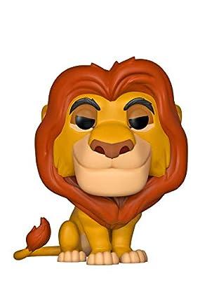 Funko 36391 Pop! Vinilo: Lion King: Mufasa, Multi