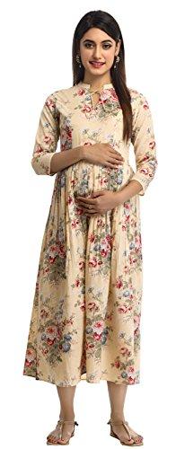 ANAYNA Women's Cotton Floral Pri...