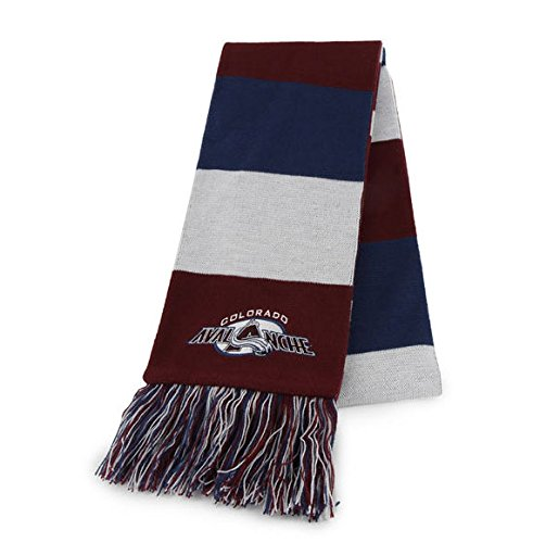 Colorado Avalanche Stanley-cup (NHL Colorado Avalanche Knit Scarf ('47 Brand))