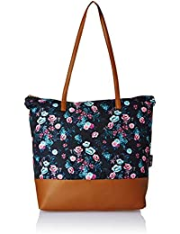 Kanvas Katha Stylish Digital Printed Tote Bag Collection For Women Women's (Multicolor)