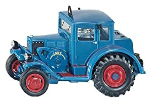 Siku  -  Véhicule Radio commandé  -  Tracteur Lanz-Eil Bulldog SIKU Control
