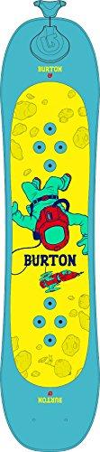 Burton highline boa - tavola da snowboard unisex bambino, blu/giallo