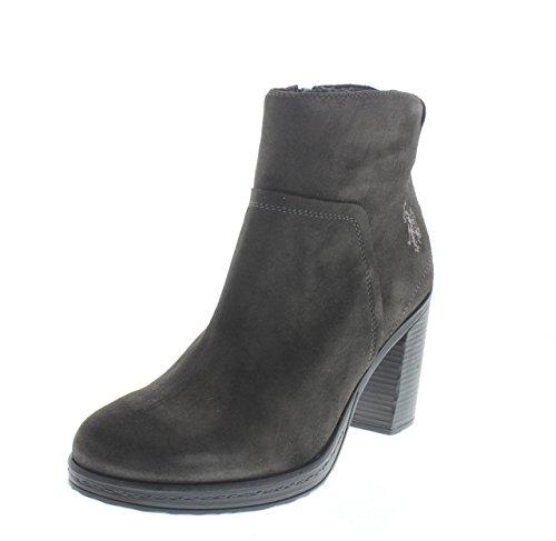 us-polo-association-botas-para-mujer-gris-size-38
