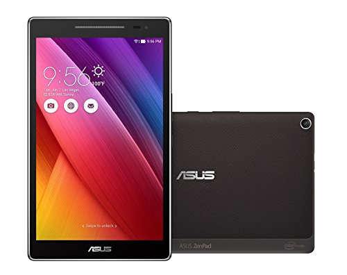 ASUS zenpad z300cl-1a011a–Tablet 10pouces (WiFi + Bluetooth + LTE, 32GB, 2GB RAM, Android 5.0), schwarz schwarz Schwarz 8 pulgadas