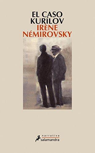 El Caso Kurilov Cover Image