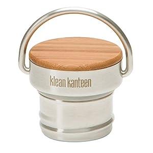Klean Kanteen Bamboo Cap (for Classic Bottles) Water Bottle