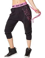 Zumba Fitness Crazy Happy Pantalon de sport Femme