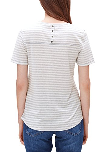 s.Oliver Damen T-Shirt Mehrfarbig-91G5