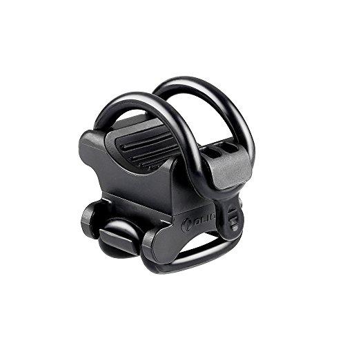 Olight® FB-1 Universal Fahrradhalter Halterung für 10 - 35mm Taschenlampen (nur Mount) -