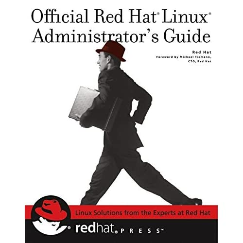 Official Red Hat Linux Administrator's Guide (2002-10-31)