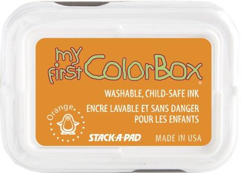 Mon Premier - ColorBox - ColorBox Inkpads, Orange, Orange