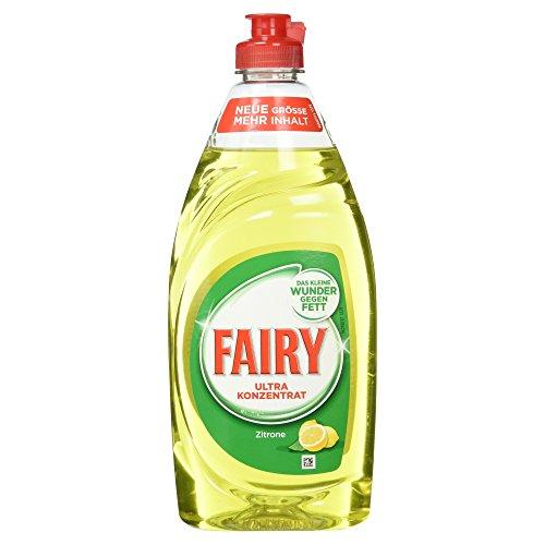 Fairy Zitrone Ultra Konzentrat Spülmittel, 500ml