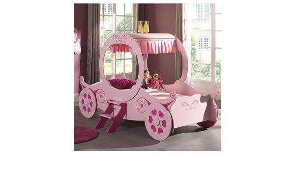 Tenda Letto Carrozza Principesse Disney : Artisan letto singolo a forma di carrozza della principessa