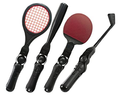 PlayStation 3 - Move 4 in 1 Sports Pack