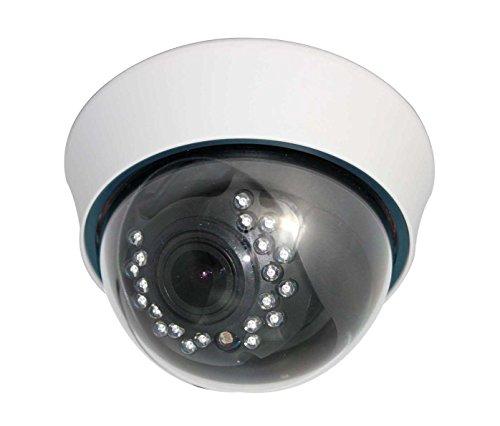 Skyview HD 1000TVL WDR CCTV Analog Überwachungs Sicherheit Kameras Au?en Wasserdichte Dome Kamera,3.6mm Weitwinkel CCD 30-IR LED Infrarot Nachtsicht IP66-WDR Funktion. (Dome 1000tvl)