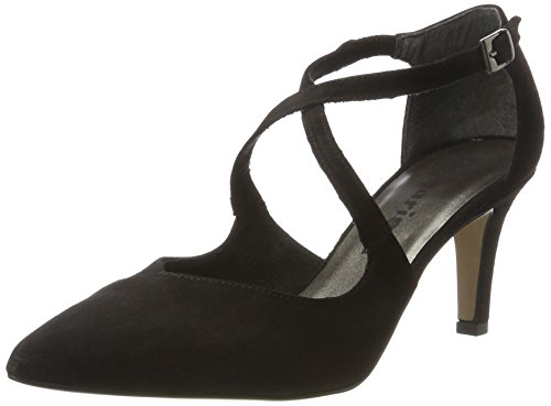 Tamaris Damen 24410 Pumps, Schwarz (Black 001), 39 EU