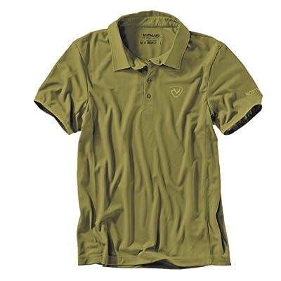 Polo-Shirt COOLDRY oliv Gr. L - (02-05518-60, GR. L)
