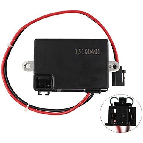 Xa HVAC a/c Termoventilatore Blower Motor Resistor) per Jeep Grand Cherokee W/ATC Sostituire Parte Numero: 5012699aa, 05012699AA, ru-358