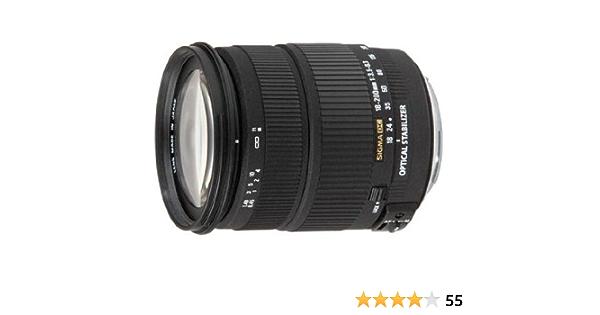 Sigma 18 200 Mm F3 5 6 3 Dc Os Stabilisiertes Objektiv Kamera