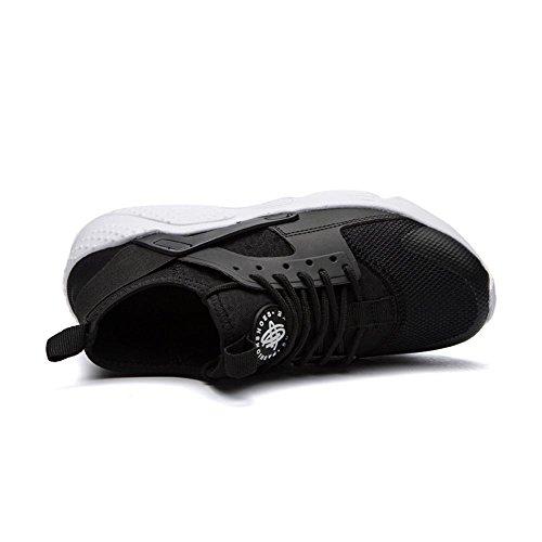 Runway Splash scarpa da ginnastica da donna fitness palestra Boost scarpe da corsa da donna da donna palestra shock Absorbin sport Fitns taglia black and white color