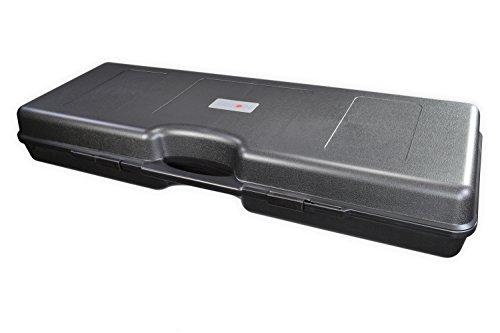Nomis Leichter Pistolenkoffer Waffenkoffer Bow Case 88 x 34 x 13,5cm schwarz