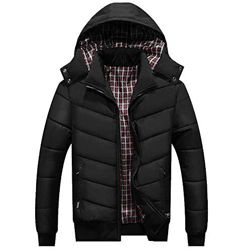Xmiral Jacket Herren Softshell Jacke Outdoor Funktionsjacke Freizeitjacke (XL,Schwarz)