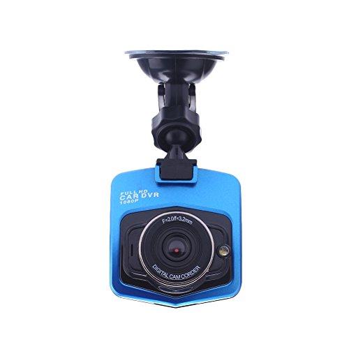 Sedeta® Full HD 1080P Auto DVR Kamera Spiegel Drving Recorder Dash Cam night Vision schwarz (Auto Dash Cam Spiegel)