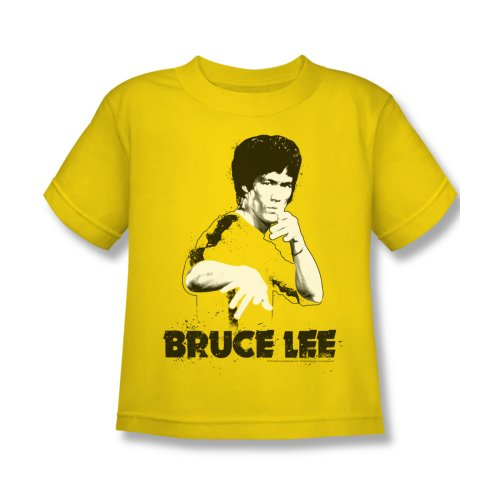 kids4-7yrs-bruce-lee-short-sleeve-suit-splatter-large-t-shirt-tee