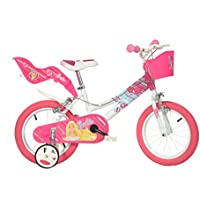 Dino Bikes 143G-SA 14-Inch Spiderman Bicycle