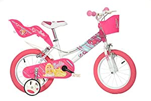 Dino Bikes 146 R-BA 14-Inch Barbie Bicycle