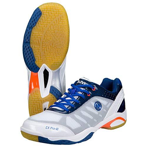 Oliver CX Pro-10 Indoor Schuhe Squash Badminton Handball: Schuhgröße: 43