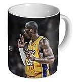 LA Lakers Kobe Bryant Invincible Kaffeetasse aus Keramik