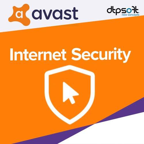 Avast Internet Security 2019   3 PC   3 ans