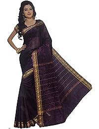 Bollywood Sari Kleid Regenbogen Lila