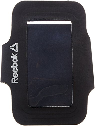 Reebok One Series Run Armband,Medium (Black)