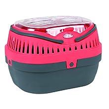 Trixie Pico Transport Box for Pet, 30 x 21 x 23 cm (Colour Assorted)