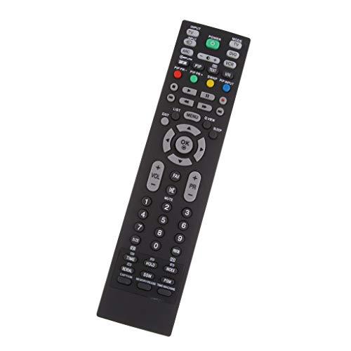 perfk Wireless Remote Control Keyboard für LG LCD LED TV, Größe : 225x55x30mm 55 Lcd-hdtv