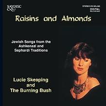 Raisins & Almonds-Jewish Songs
