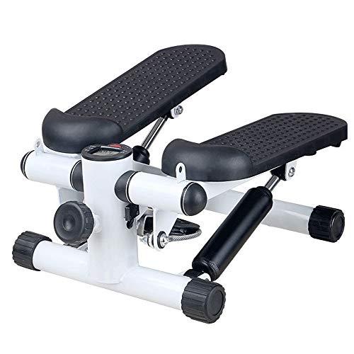Maybesky Sport-Luft-Stepper-justierbare aerobe Fitness-Übungsmaschine klein & kompakt (Farbe : Schwarz, Größe : Casual Size)