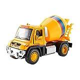 Juguetes niños 3-10 años educativos Yesmile  Juguetes De Fricción Kidplay Y66 Construcción de Camiones de Cemento con Motor Juguete de Luces y Sonidos