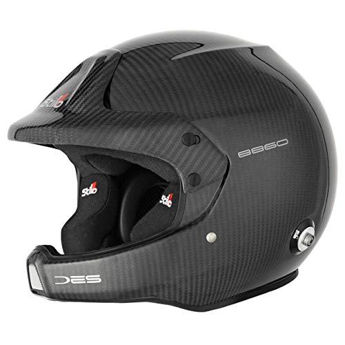 Stilo aa0210cg1d61WRC des Carbon Electro pista casco, 61