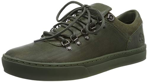Timberland Adventure 2.0 Cupsole Alpine Oxford, Sneakers Basses Homme, Vert (DK Green Full Grain), 40 EU