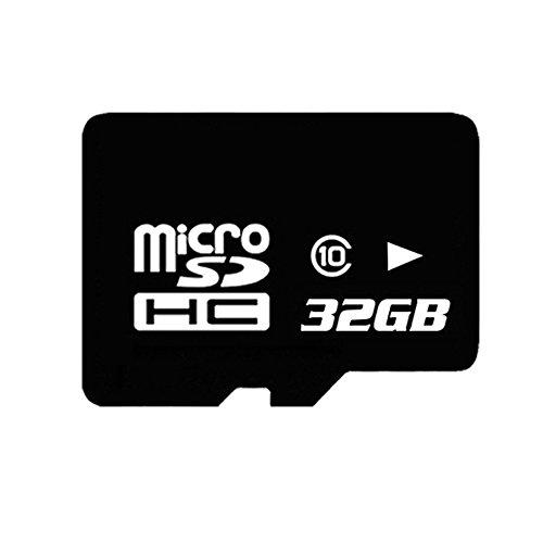 Cámara de Caza BestoU 16MP 1080P HD Trail Cámara con Visión Nocturna Impermeable IP56 con PIR Infrarrojo Sensor de Movimiento 46 Pcs IR LEDs de 2.4' LCD con 32G Tarjeta Micro SD … (32g Sd Card)